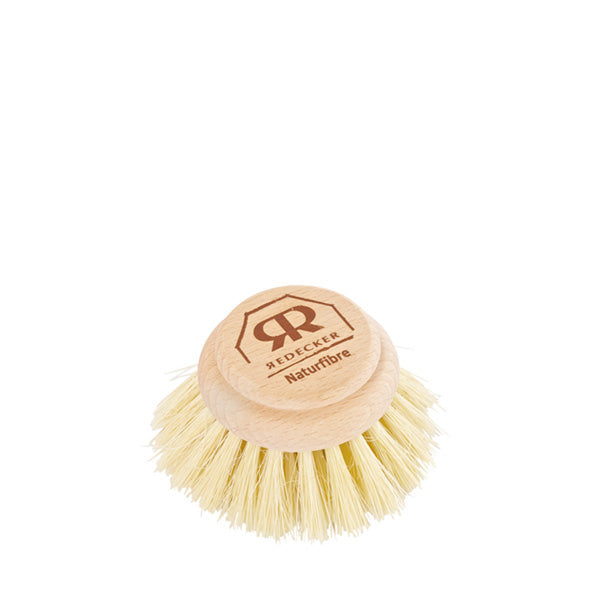 Redecker Dish Brush Replacement Head - Tampico Fibre