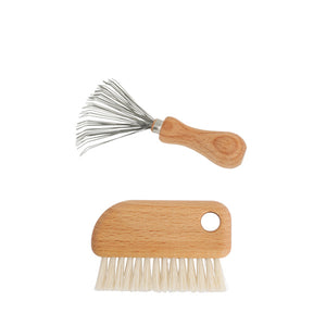 Redecker Hairbrush Cleaning Set