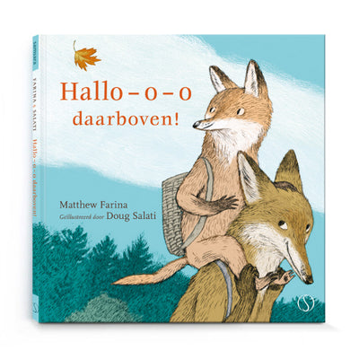 Hallo-o-o daarboven! by Matthew Farina - Dutch