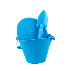 Scrunch Bucket - Blue