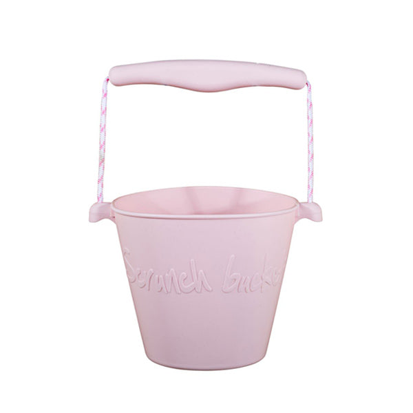 Scrunch Bucket - Blush Pink