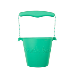 Scrunch Bucket - Duck Egg Green