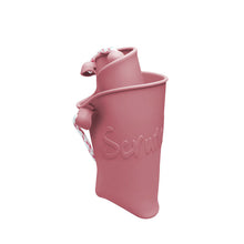 Scrunch Bucket - Dusty Rose