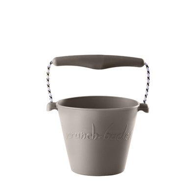 Scrunch Bucket – Light Grey