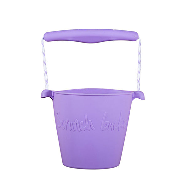 Scrunch Bucket - Lilac