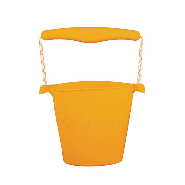 Scrunch Bucket - Mustard