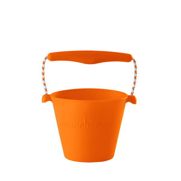 Scrunch Bucket – Orange