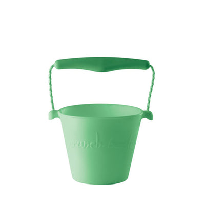Scrunch Bucket – Pastel Green