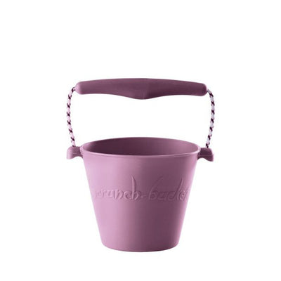 Scrunch Bucket – Pastel Purple