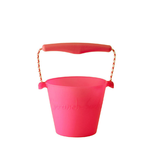 Scrunch Bucket – Pink