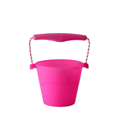 Scrunch Bucket – Bright Pink