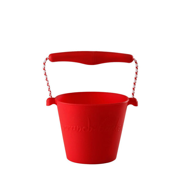Scrunch Bucket – Red - Funkit World | Elenfhant