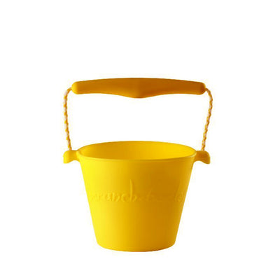 Scrunch Bucket – Yellow