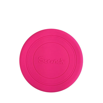 Scrunch Frisbee – Bright Pink