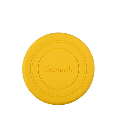 Scrunch Frisbee – Buttercup Yellow