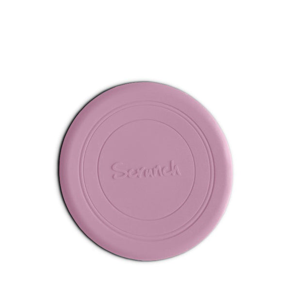 Scrunch Frisbee – Soft Pink