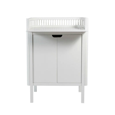 Sebra Changing Unit - White