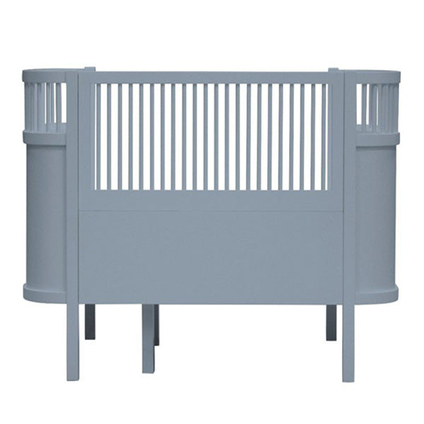 Sebra Bed Baby and Junior - Forest Lake Blue
