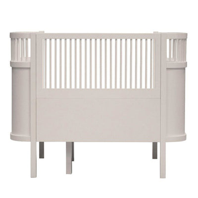 Sebra Bed Baby and Junior - Birchbark Beige
