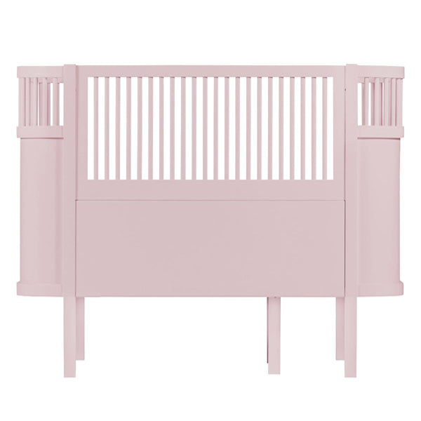 Sebra Bed Baby and Junior – Vintage Rose