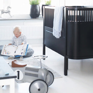 Sebra Bed Baby and Junior - Grey