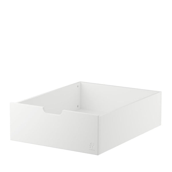 The Sebra Bed Drawer Baby & Jr.- Classic White
