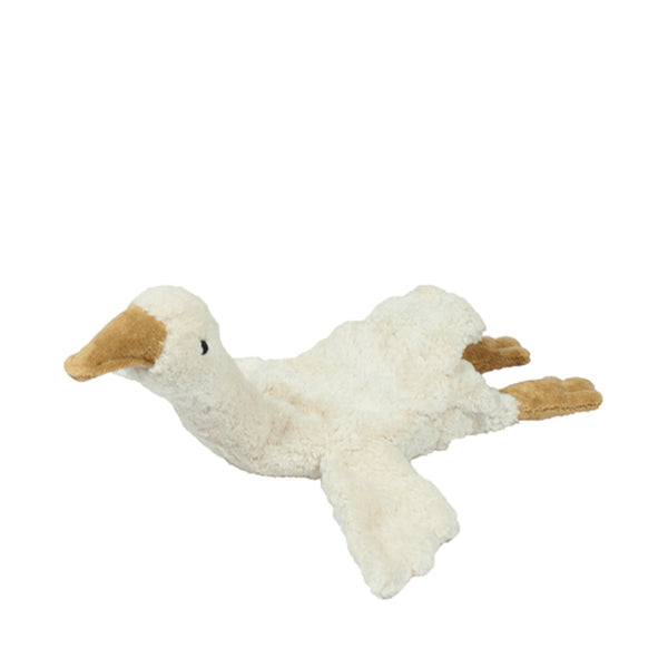 Senger Naturwelt Cuddly Animal / Heat Cushion - Goose White Small