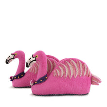 Sew Heart Felt Alice the Flamingo Slippers – Adult