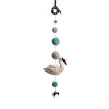 Sew Heart Felt Decorative Pom Pom Mobile - Darcy Swan