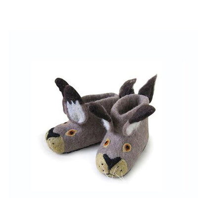 Sew Heart Felt Harry Hare Slippers