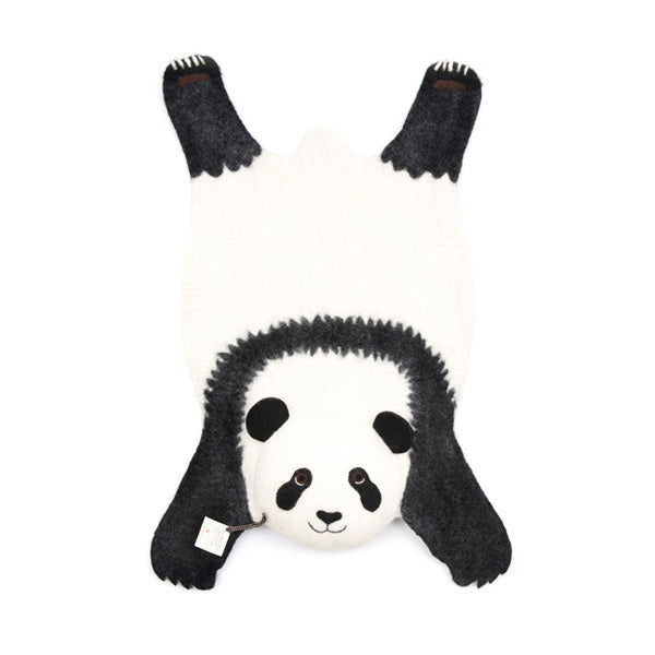 Sew Heart Felt Ping the Panda Rug