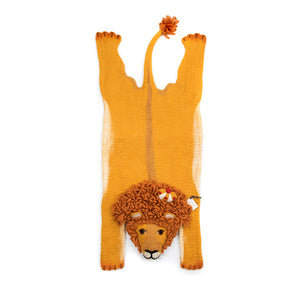 Sew Heart Felt Prince Leopold the Lion Rug