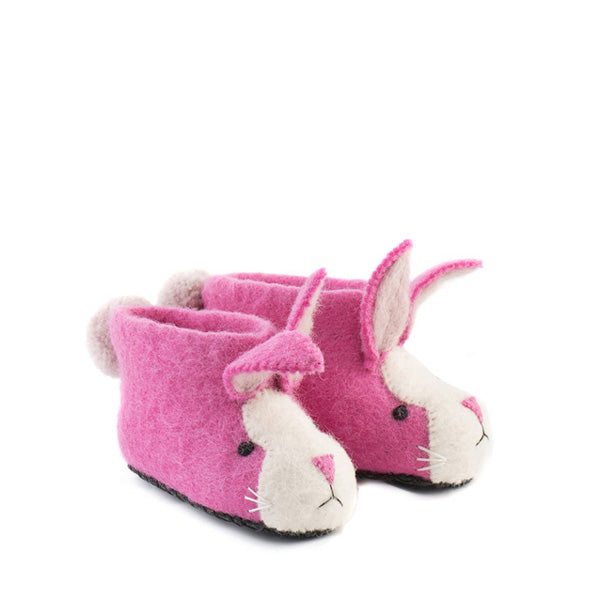 Sew Heart Felt Rosie Rabbit Slippers