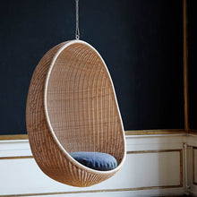 Sika Design Hanging Egg Chair RATTAN from Nanna Ditzel - Natural