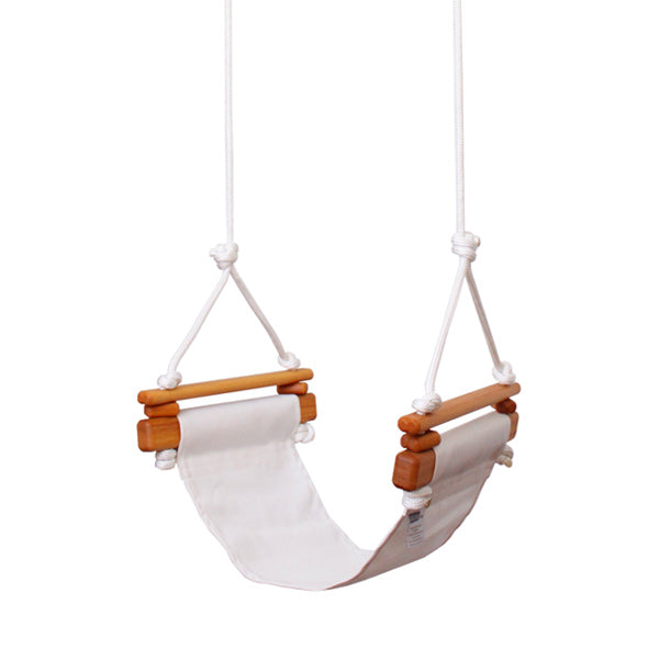 Solvej Swings Child Swing – Merino White
