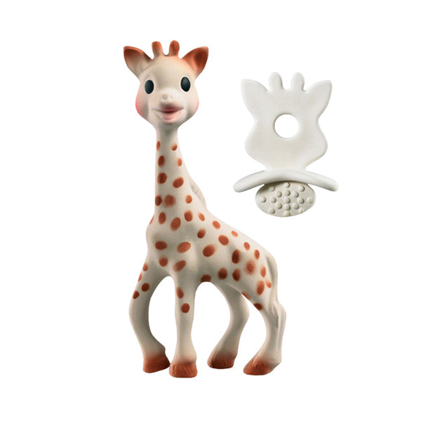 Sophie the Giraffe So Pure - Natural Teether Set