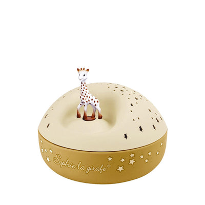 Trousselier Sophie the Giraffe Star Projector with Music - Beige
