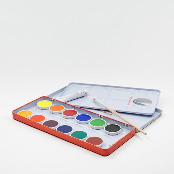 Stockmar Watercolour Paint Set in Tin