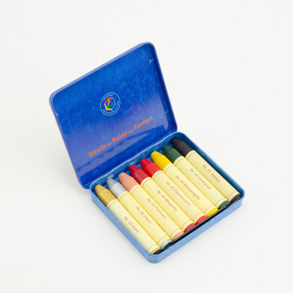Stockmar Beeswax Crayons - 8 Sticks Supplementary Set ll