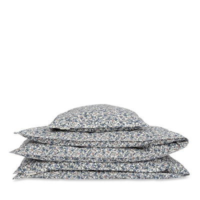 Studio Feder Bedding – Floral Blue