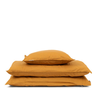 Studio Feder Bedding – Ochre