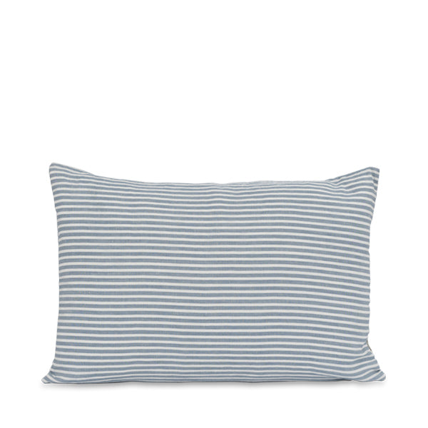 Studio Feder Pillow Cushion 40×60 – Alma Blue Stripe