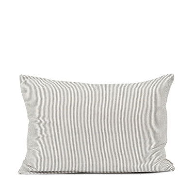 Studio Feder Pillow Cushion 40×60 – Black Pin Stripe