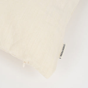 Studio Feder Pillow 50×50 – Almond Milk