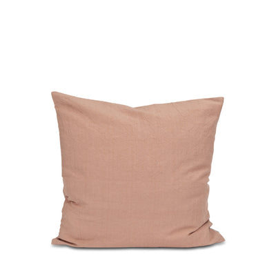 Studio Feder Pillow 50×50 – Dark Powder