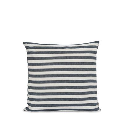Studio Feder Pillow 50×50 – Wide Stripe Navy
