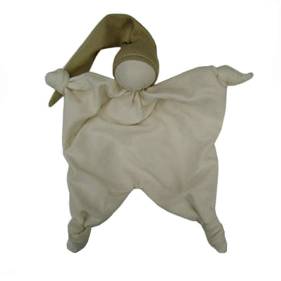 Sussekind Cuddle Cloth Doll - Jersey - Ecru/Beige