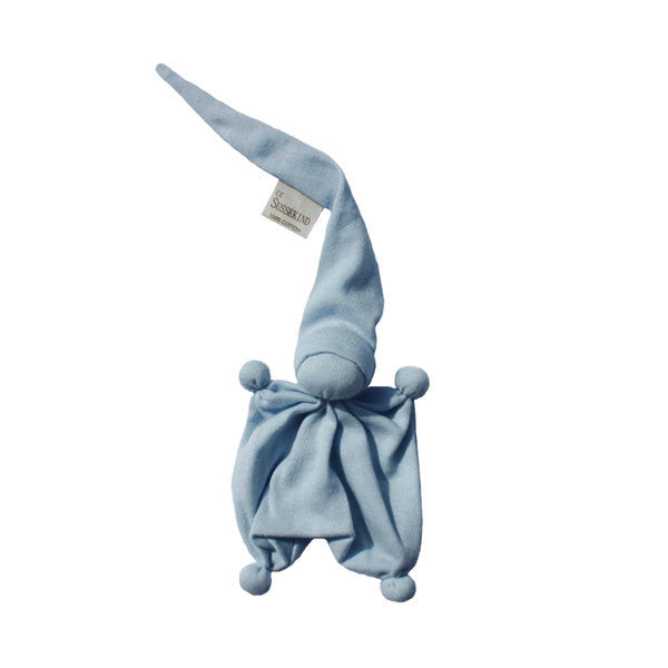Sussekind Cuddle Cloth Doll MEDIUM - Tricot - Light Blue