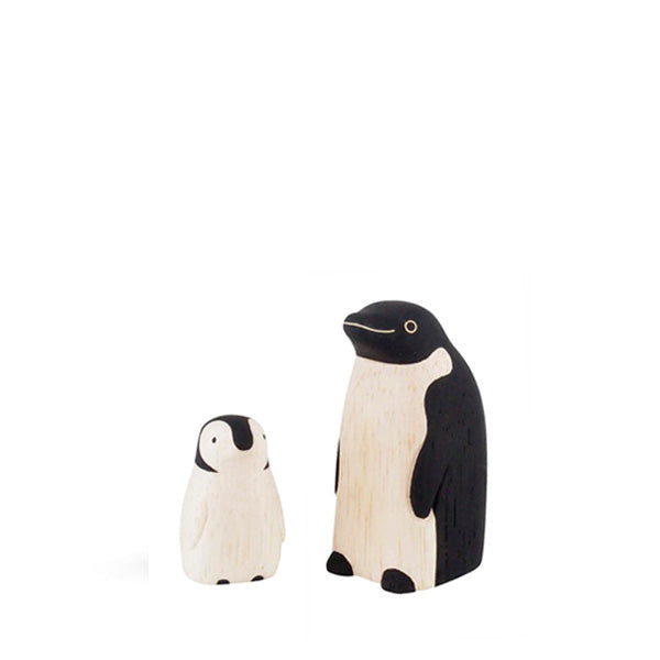 T-Lab Pole Pole Animal – Family Set Penguin