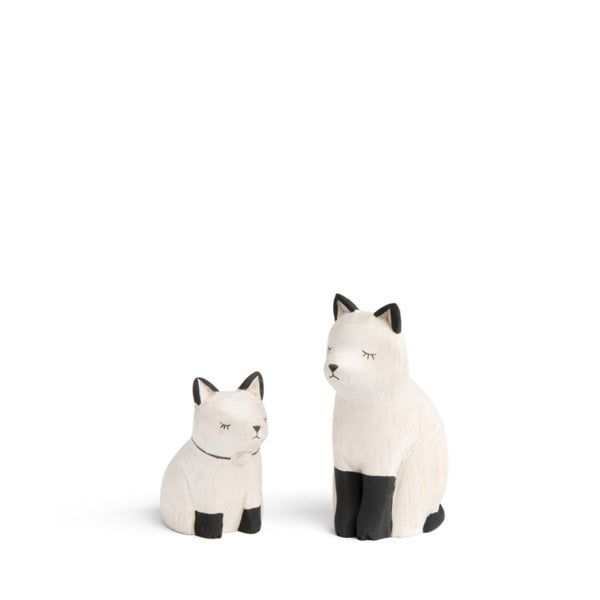 T-Lab Pole Pole Animal – Family Set Siamese Cat